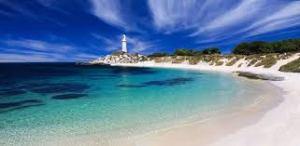 Rottnest beache